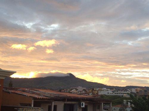 Tegucigalpa, Honduras sunrise