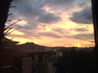 Tegucigalpa, Honduras at sunset