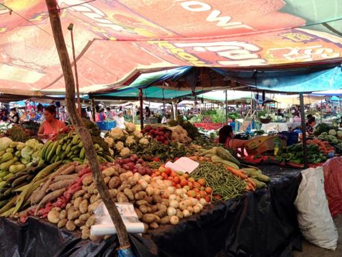 The Produce Market, Tegucigalpa Honduras
