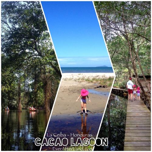 Cacao Lagoon, La Ceiba, Honduras