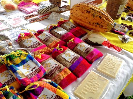 Flor De Cacao, chocolate made in Honduras