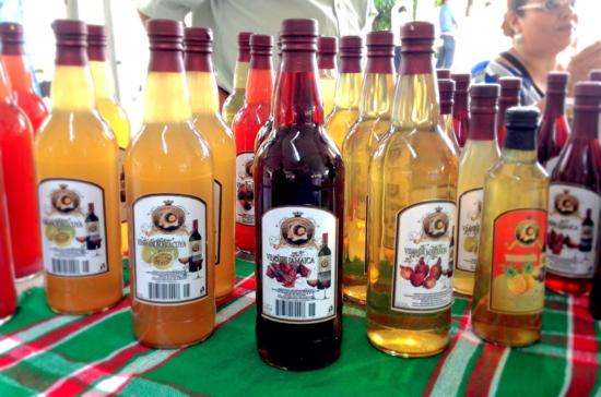 Fruit wines of Honduras